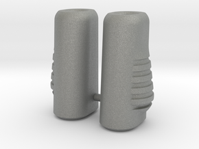 Dart Boots in Gray Professional Plastic