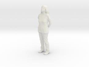 Printle C Femme 1148 - 1/32 - wob in White Natural Versatile Plastic
