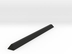 Byph lightsaber grip in Black Natural Versatile Plastic
