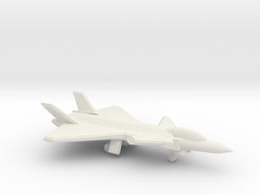 J-18 VTOL fighter 1/700 in White Natural Versatile Plastic