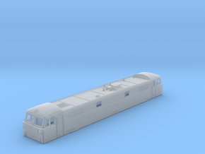 Class 87 Bodyshell (As Built) 1/148 in Smooth Fine Detail Plastic