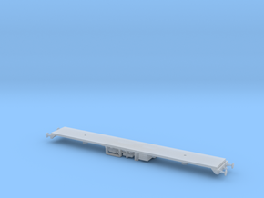 Class 87 Chassis 1/148 in Smooth Fine Detail Plastic