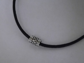 bead in Antique Silver