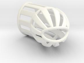 L120-A04W in White Processed Versatile Plastic