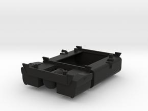 F Unit O Scale Fuel Tank in Black Natural Versatile Plastic