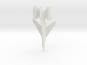 1:144 Ta-283  in White Natural Versatile Plastic