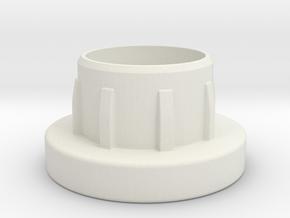 Ikea NORESUND 106864 in White Natural Versatile Plastic