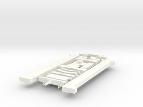 AFFUT DE COTE DE 24.2  in White Processed Versatile Plastic