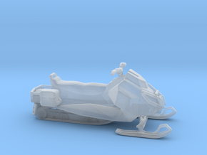 BF4 snowmobile in Smooth Fine Detail Plastic