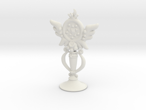 Holy Moon Chalice 1-5th in White Natural Versatile Plastic