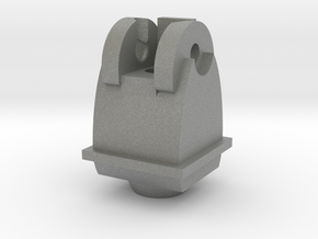 Powered Suit - PUG Lower Arm in Gray PA12