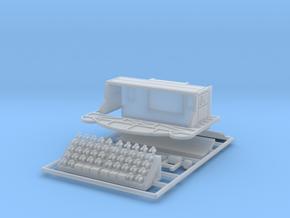 Verlosung - 1:87 (H0 scale) in Smooth Fine Detail Plastic