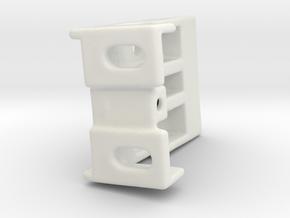 BRACKTGEN7878 in White Natural Versatile Plastic