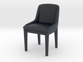 Miniature Marilyn S LG Chair - MIDJ Factory in Black PA12: 1:12