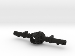 NC60 170mm Leafed Rear Housing for RC4WD in Black Natural Versatile Plastic