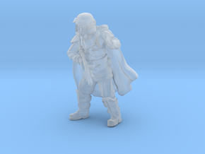 Grungetrooper Squad leader in Smoothest Fine Detail Plastic