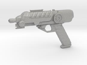 Scifi Blaster Z aprox 1:12 in Aluminum