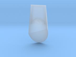 SENSOR, SAUCER, STBD 01 in Smooth Fine Detail Plastic