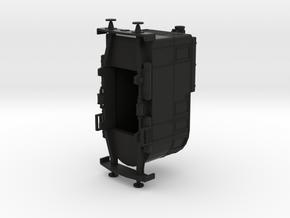 Modified Box Cab Diesel in Black Premium Versatile Plastic