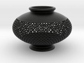 Vase 1005B in Matte Full Color Sandstone