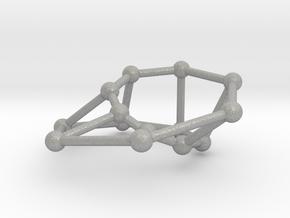 Möbius ladder M_14 in Aluminum