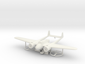 1/144 Fokker G.I in White Natural Versatile Plastic