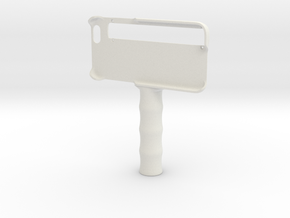 Structure Sensor Case - iPhone 6 by Marcus Ritland in White Premium Versatile Plastic