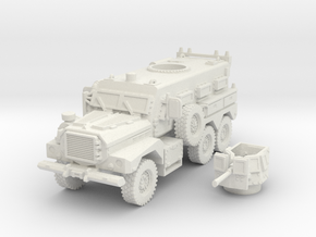 MRAP cougar 6x6 scale 1/48 in White Natural Versatile Plastic