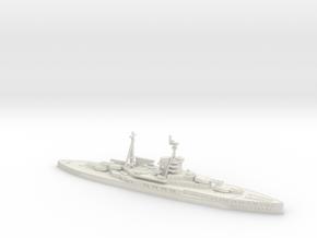 HMS Revenge 1/700 in White Natural Versatile Plastic