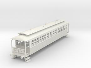 o-100-wcpr-bogie-coach in White Natural Versatile Plastic