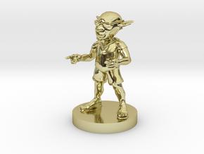 Swag Goblin in 18K Yellow Gold