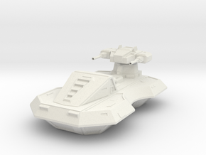Hover Recon Vehicle in White Natural Versatile Plastic
