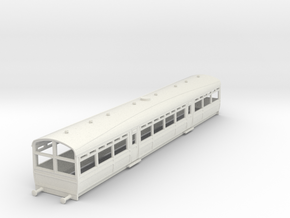 o-87-lnwr-observation-coach in White Natural Versatile Plastic