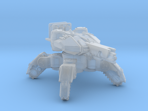 P-700 Spide Mech Artillery Unit  in Smooth Fine Detail Plastic