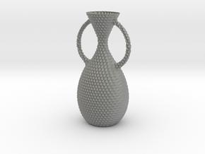 Vase 0621150918 in Gray PA12