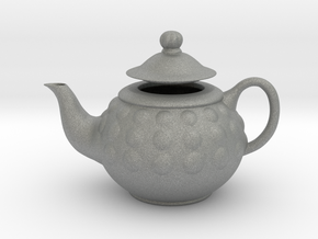 Decorative Teapot in Gray PA12