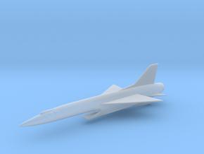 Republic F-103E Thunderwarrior Interceptor in Smooth Fine Detail Plastic