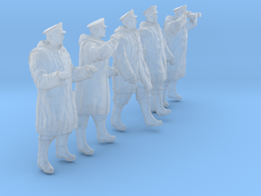 1/30 Royal Navy DC Petty OffIcer Set301-02 in Smooth Fine Detail Plastic