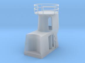 1/200 IJN KageroSearchlight Bridge in Smooth Fine Detail Plastic