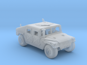 m966a1 160 scale in Smooth Fine Detail Plastic
