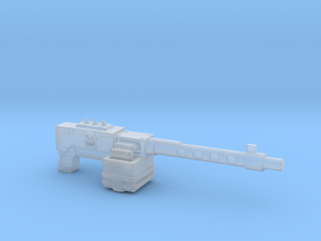Primitive Big Gun in Smooth Fine Detail Plastic