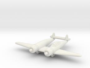 Rikugun Kogiken (Tac Bomber) Japan in White Natural Versatile Plastic