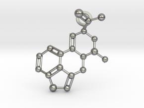 LSA molecule (medium) in Natural Silver