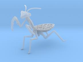 Praying mantis in Smooth Fine Detail Plastic