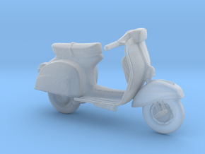 Printle Thing Vespa - 1/43 in Smooth Fine Detail Plastic