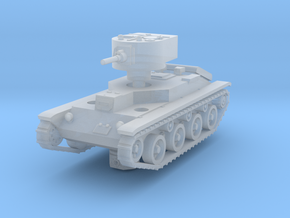 T-29  1:285 in Smooth Fine Detail Plastic
