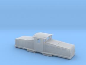 Swedish SJ accumulator locomotive type Öd - N-scal in Smooth Fine Detail Plastic