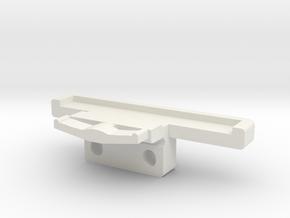 ceramic razor blade wedge 182718 in White Natural Versatile Plastic