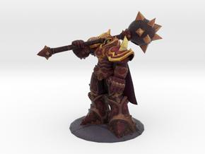 Dragon Knight Mordekaiser in Full Color Sandstone