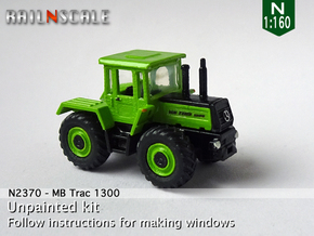 MB Trac 1300 (N 1:160) in Smooth Fine Detail Plastic
